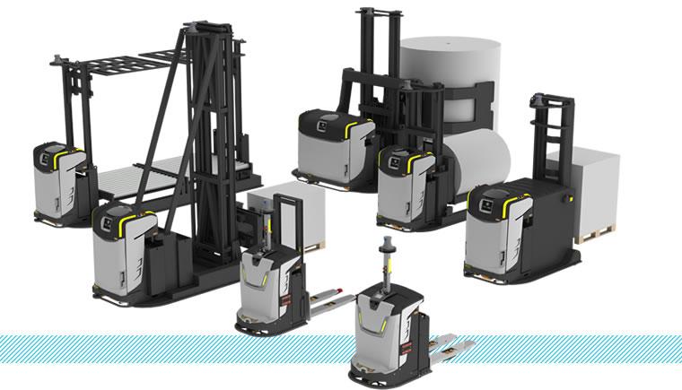 Rocla Advanced AGV Solutions