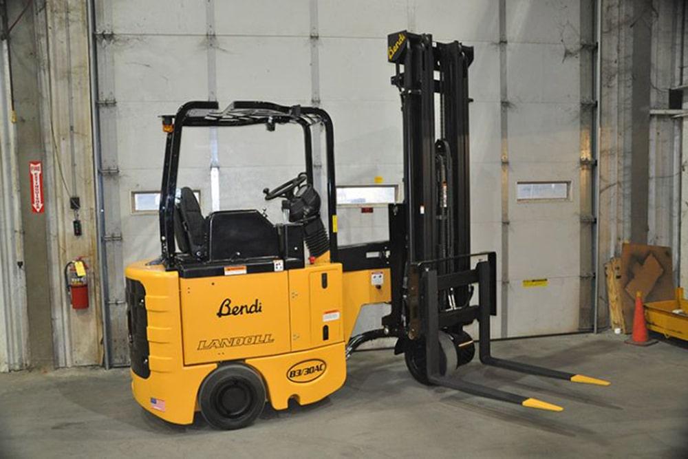 B3/30AC Bendi VNA Electric Warehouse Forklift