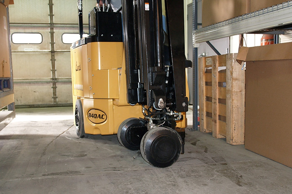 B40VAC Bendi VNA Electric Warehouse Forklift