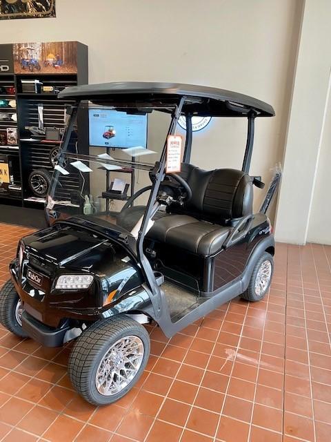 (OXN) 2021 Onward 2 Passenger Li Ion Electric Transport Vehicle-Tuxedo Black
