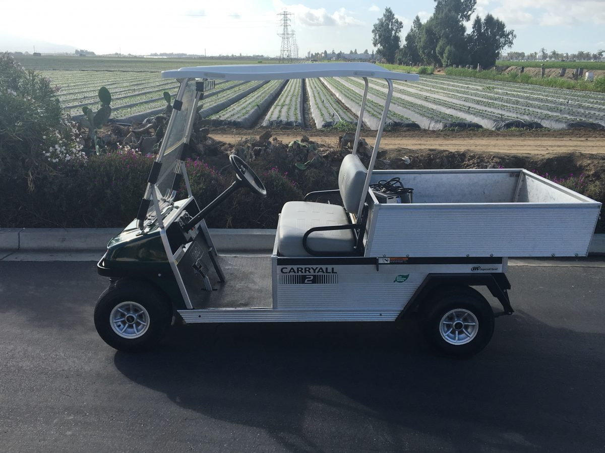 Used Utility Carts | Used Event Vehicles California