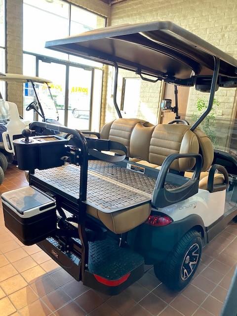 (OXN) 2021 Onward 4 Passenger Electric Vehicle HP (Metallic Glacier White)