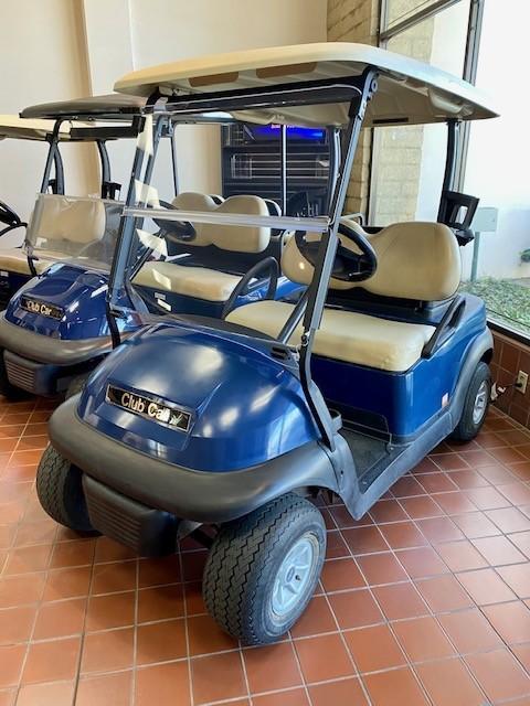 (OXN) 2015 Club Car Precedent-Blue