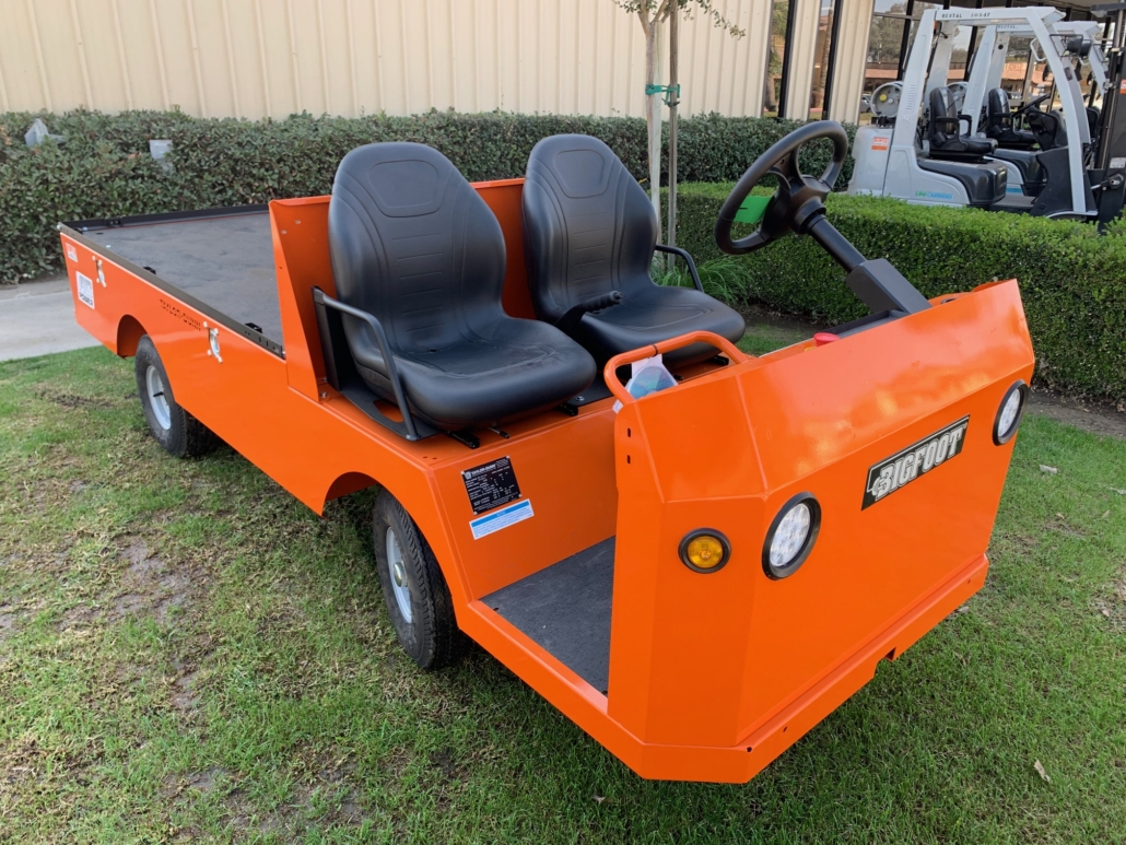 (BKS) New Taylor-Dunn Big Foot Electric Utility Vehicle