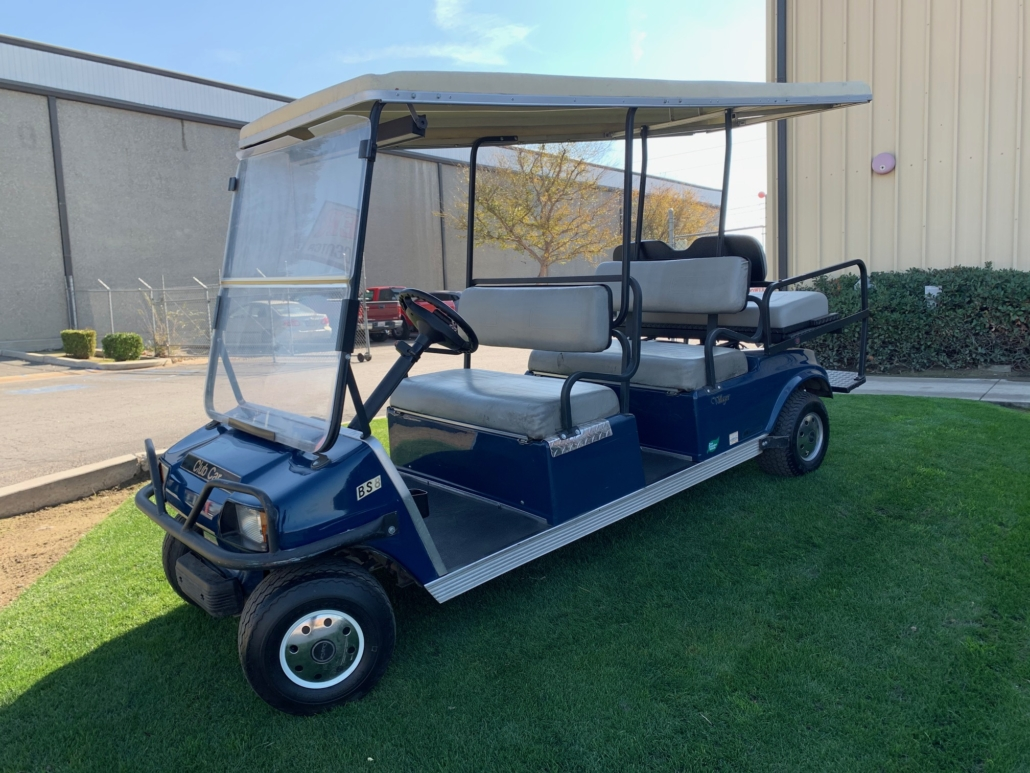 (BKS) Used 2016 Club Car Villager 6 Cart