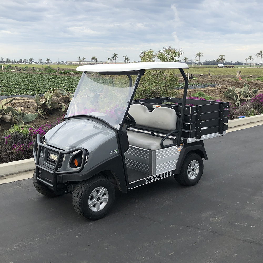 Used Utility Vehicles >> Used Utility Carts Used Event Vehicles California