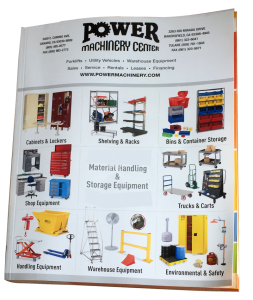 Clear BG Power Machinery Catalog