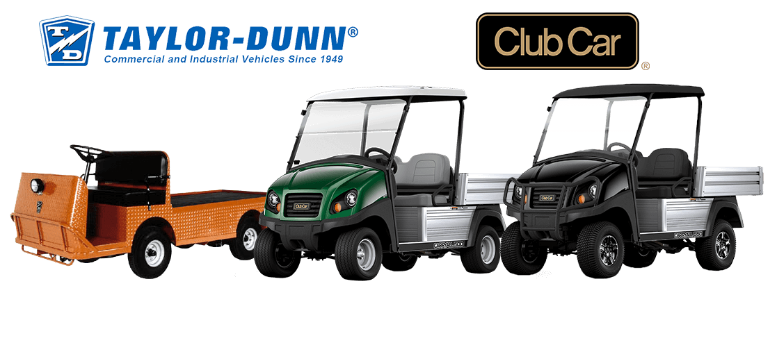 Utility, Golf & Industrial Carts Sales & Service
