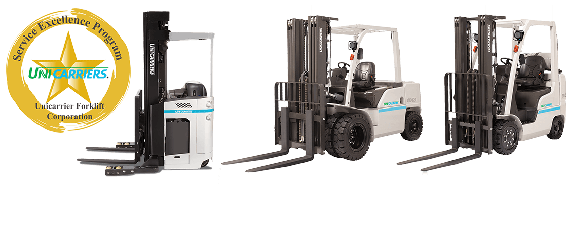 Forklift Sales, Service and Rentals
