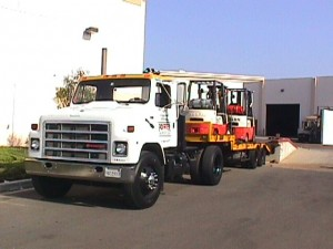 Power Machinery ready to deliver new and used forklifts in Ventura County