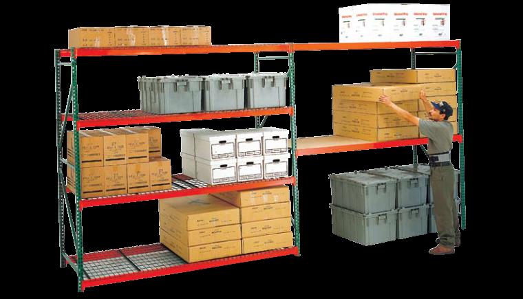 Fastrak Bulk Storage Shelving