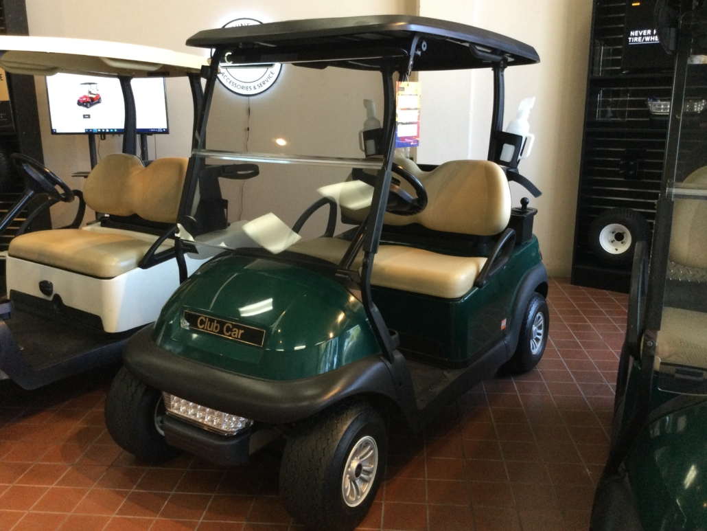 (OXN) Used 2016 golf cart 2 Passenger Electric