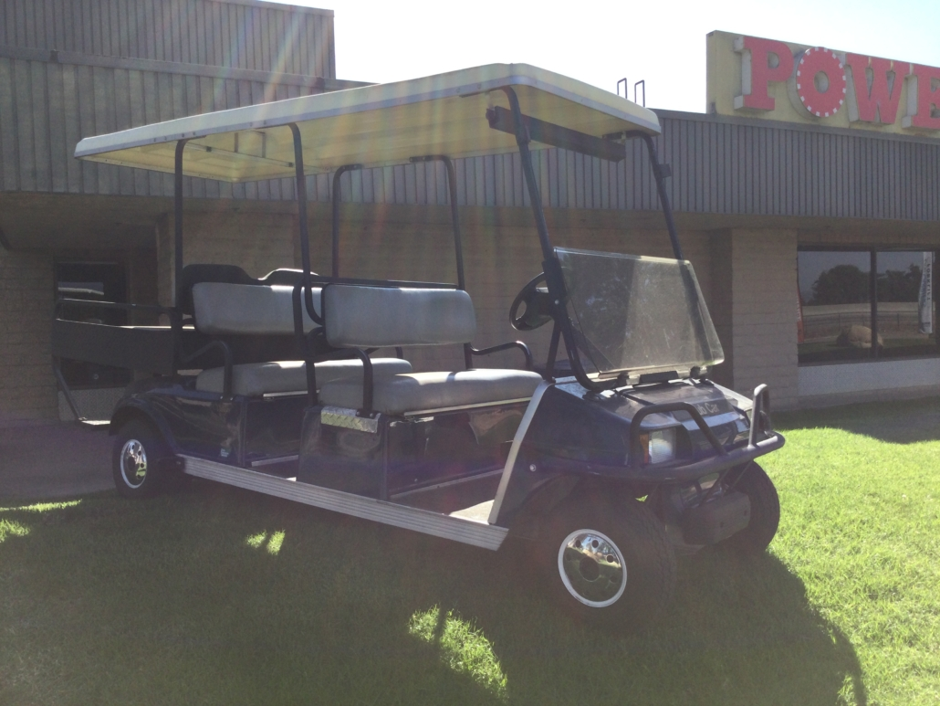 (OXN) Used 2016 Villager 6Passenger Electric