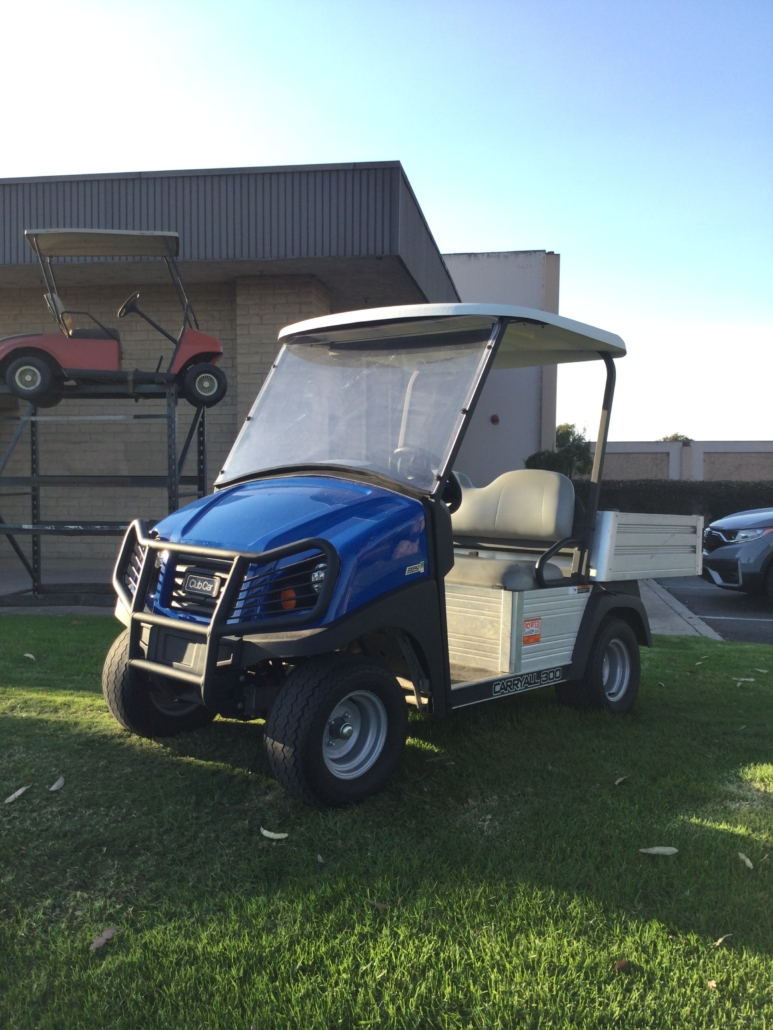 (OXN) Used 2015 Carryall 300 E