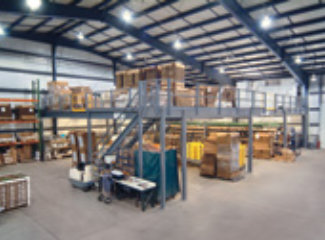 Multi-Purpose Warehouse Mezzanines
